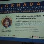 JORNADAS DE INNOVACIÓN PARA LA MEJORA DE LA COMPETENCIA COMUNICATIVA